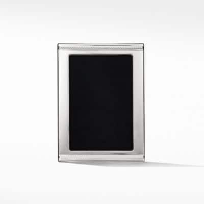 Cable Classic Photo Frame, 4x6