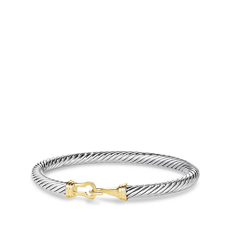 cuff twisted bracelet women bangle silver drill gold bangles top cable stainless steel item quality