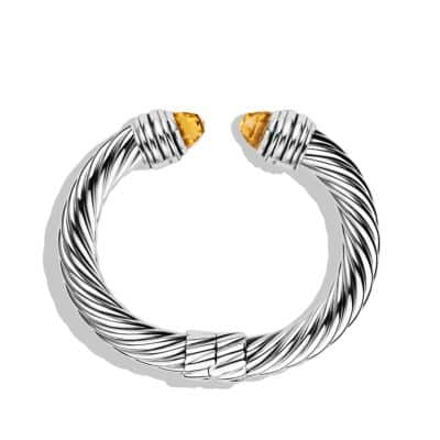 Cable Classics Bracelet with Citrine