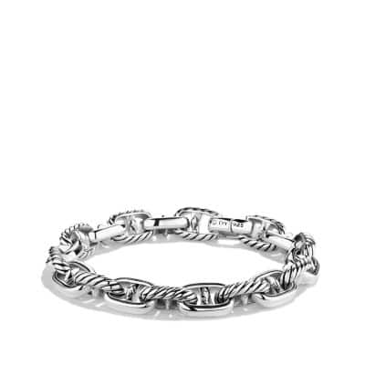 Maritime Anchor Link Bracelet, 12mm