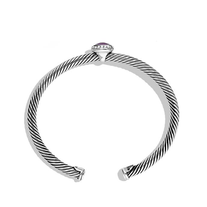 Noblesse Bracelet with Amethyst and Diamonds