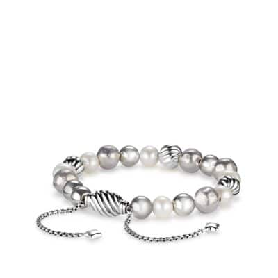 DY Elements Bracelet with Pearls
