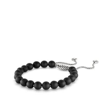 Spiritual Beads Bracelet with Black Onyx thumbnail