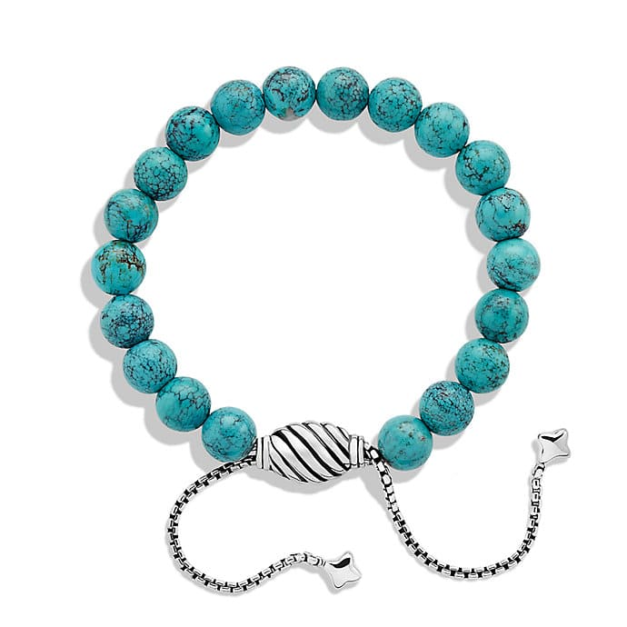 Spiritual Beads Bracelet with Turquoise