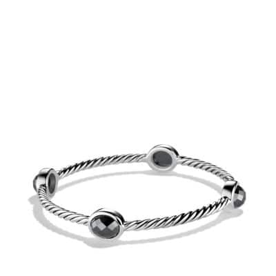 Color Classics Four-Station Bangle with Hematine