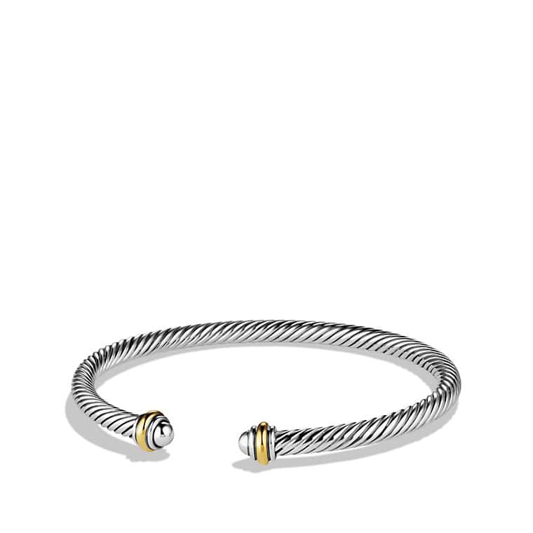 cable product steel clasp amp bangle women open stainless rose twisted glow bracelet gold silver fashion lakh jewelry bangles