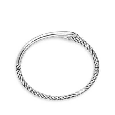 Labyrinth Single-Loop Bracelet, 10mm