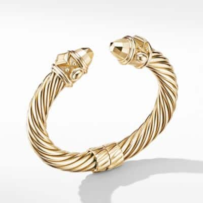 Renaissance Bracelet in 18K Gold, 10mm