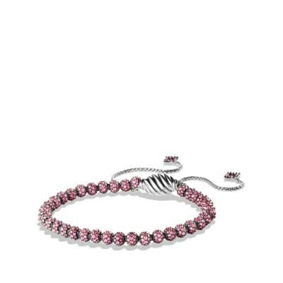 Bracelet with Pink Sapphire