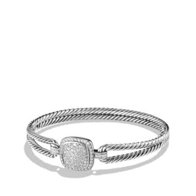 Albion® Bracelet with Diamonds, 15mm