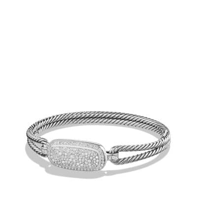 Albion® Bracelet with Diamonds, 12mm