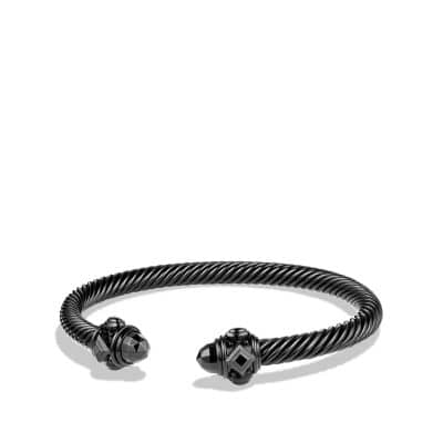 Bracelet in Black Aluminum