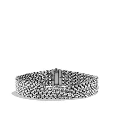 Chain Five-Row Bracelet,2.7mm