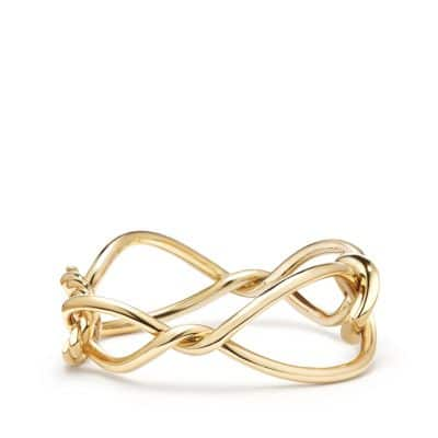 Continuance Bold Bracelet in 18k Gold, 29.2mm thumbnail