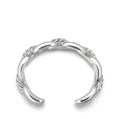 Wellesley Chain Link Cuff, 14mm