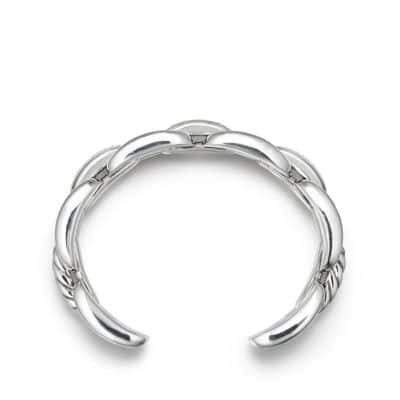 Wellesley Link™ Cuff with Diamonds, 14mm