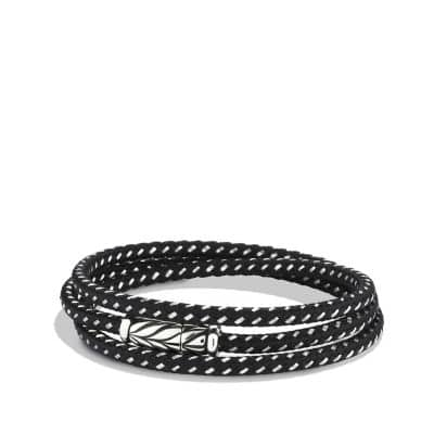 Chevron Triple-Wrap Bracelet