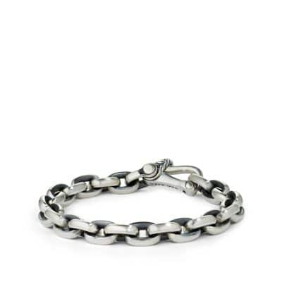 Chain Oval Link Bracelet, 11mm