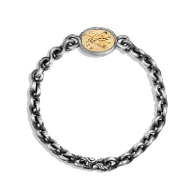 Petrvs Bee Bracelet with Gold