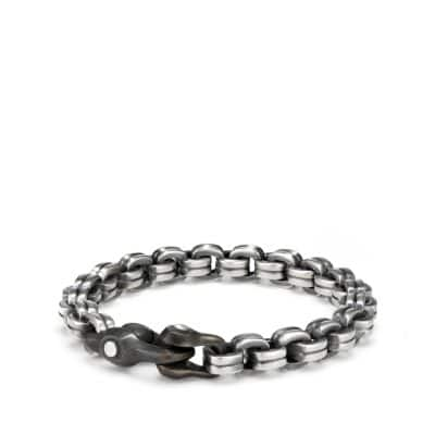 Anvil Chain Bracelet, 9.5mm