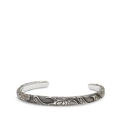 Northwest Narrow Cuff Bracelet