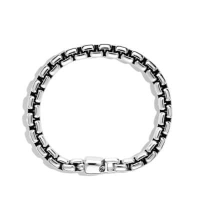 Box Chain Bracelet, 7.5mm