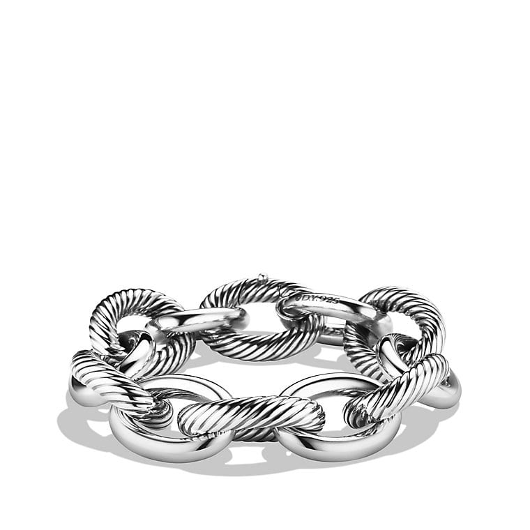 Oval Ultra Large Link Bracelet