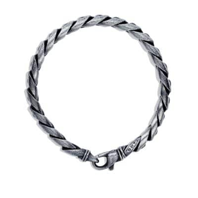 Cobra Chain Bracelet, 6mm