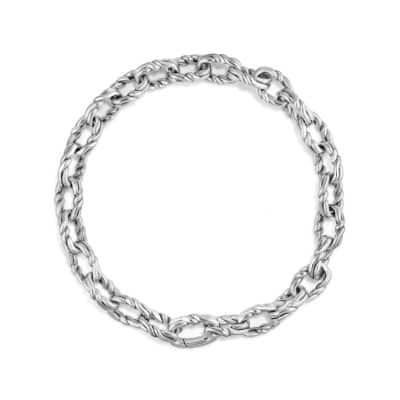 Continuance Small Twisted Cable Chain Bracelet