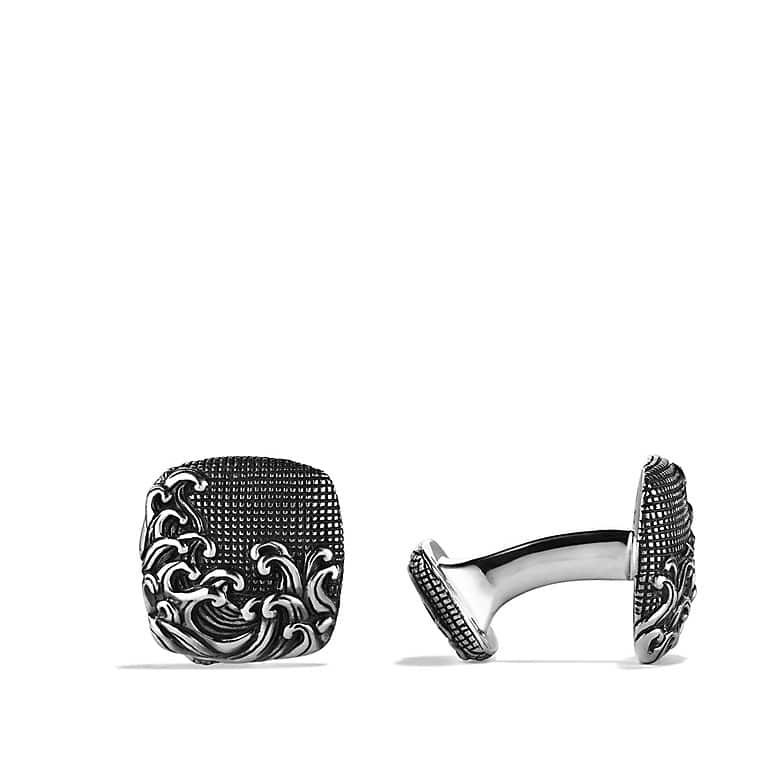 Waves Cufflinks