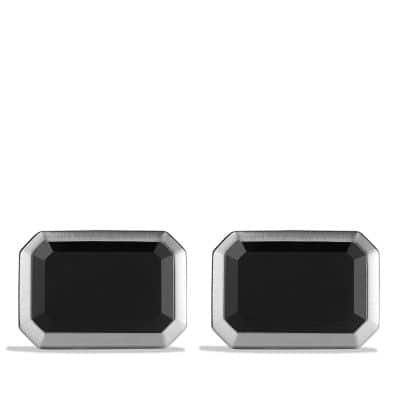 Heirloom  Cufflinks with Black Jade