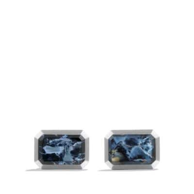 Heirloom Cufflinks with Pietersite