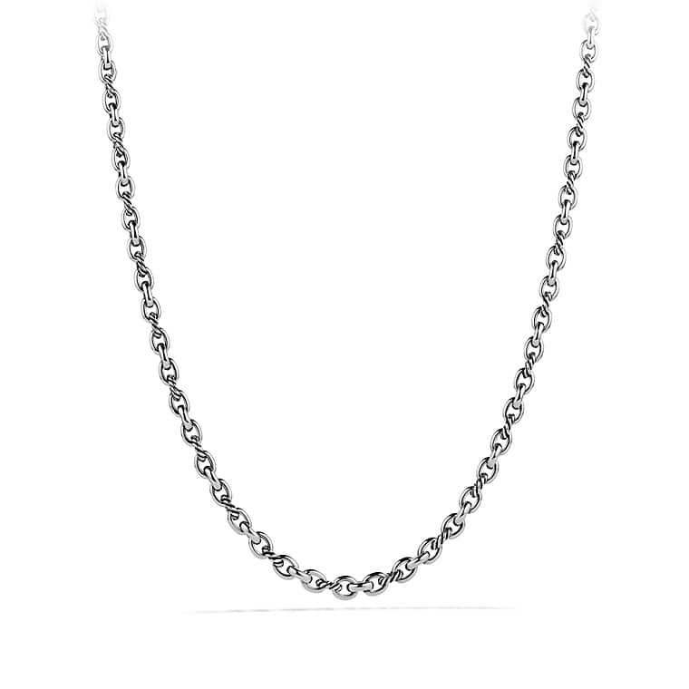 chains collection products extender up pave necklace link collections medeiros zoom john close jewelry pav oval available