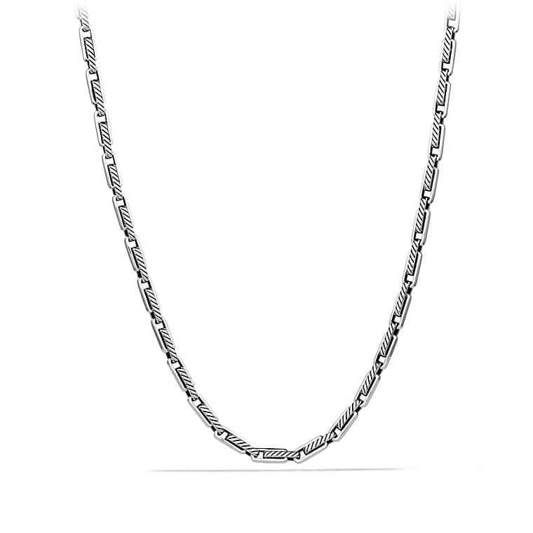 Cable Link Chain Necklace