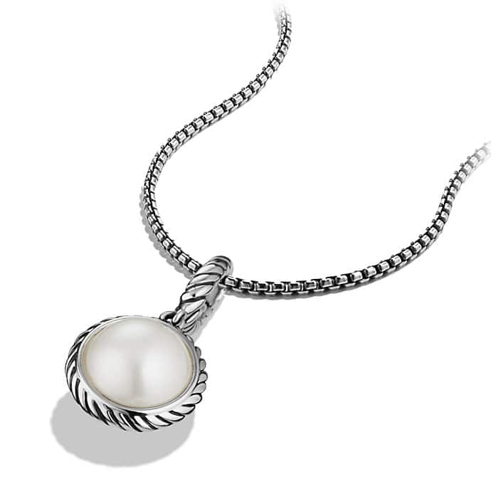 Cable Collectibles Pearl Charm