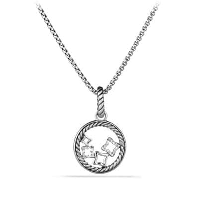Cable Collectibles Charm with Diamonds