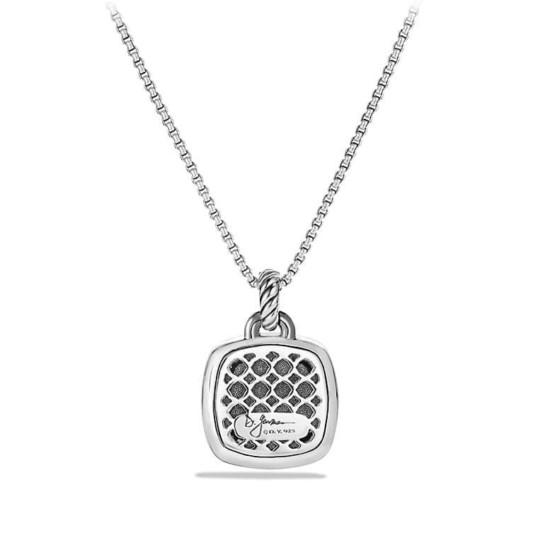 Albion® Pendant with Diamonds, 17mm