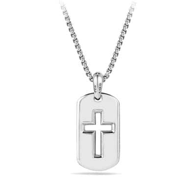 Streamline Cross Tag