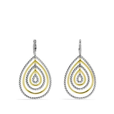 Mobile Drop Earrings with 14K Gold