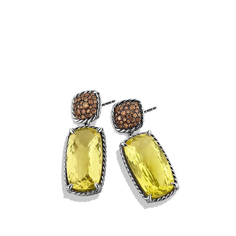 Chatelaine Drop Earrings