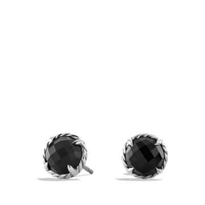 Châtelaine® Earrings with Black Onyx
