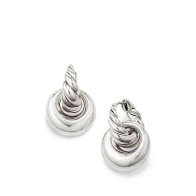 Pure Form® Drop Earrings, 24mm