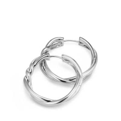 Continuance Hoop Earrings