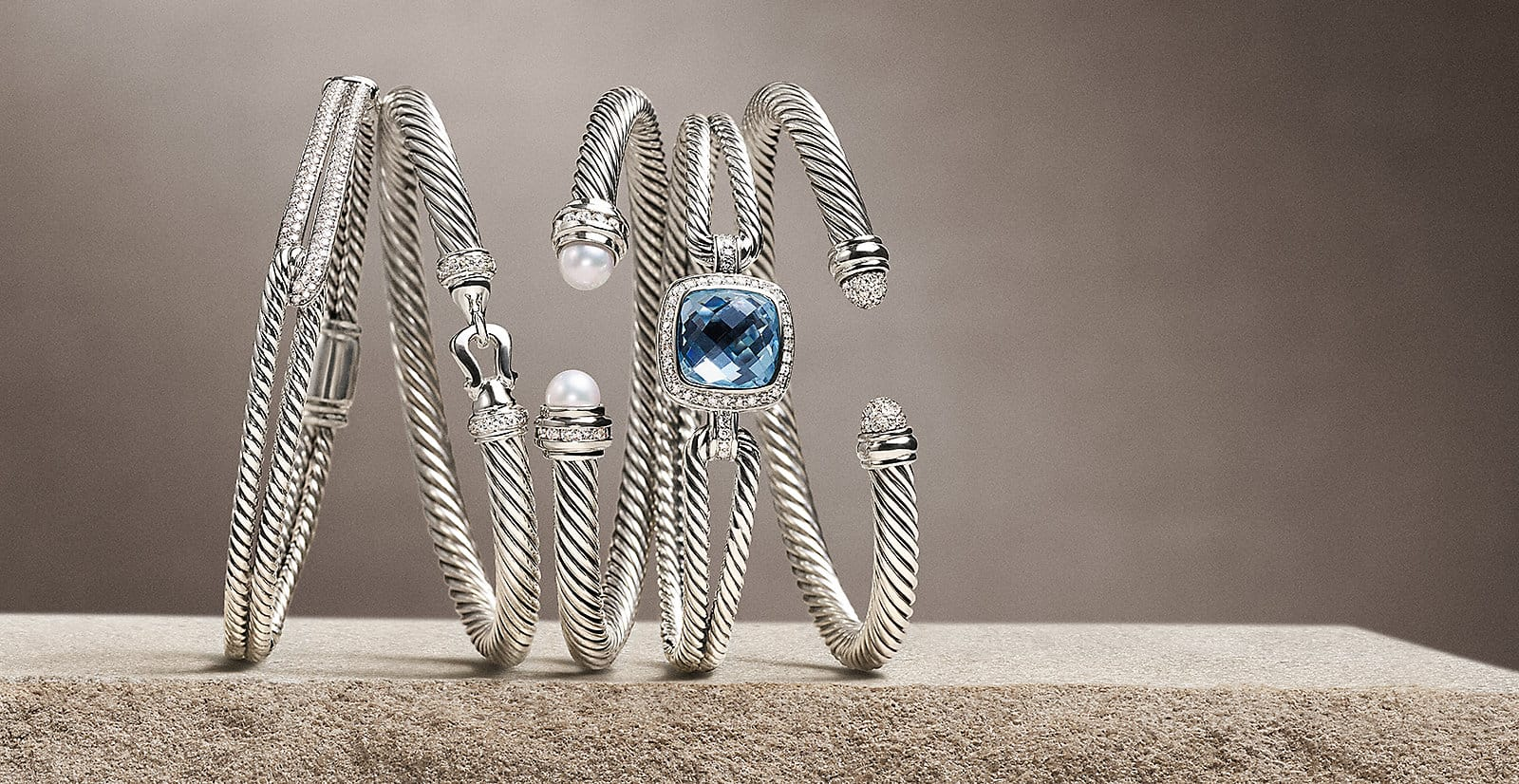 Designer Jewelry for Women and Men | David Yurman