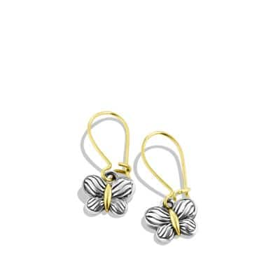 Cable Kids Butterfly Earrings
