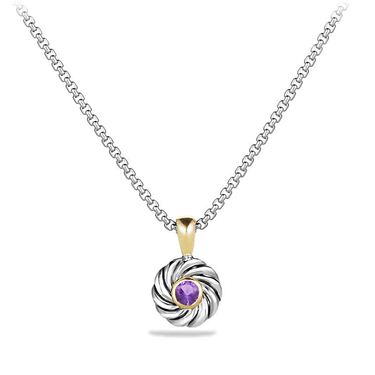 june alexandrite pendant white necklace birthstone gold