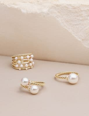 Pearl Jewelry David Yurman