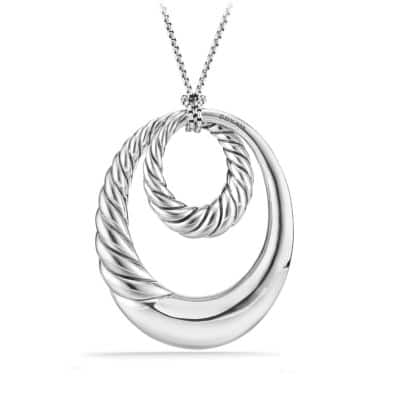 Pure Form® Pendant Necklace, 63mm