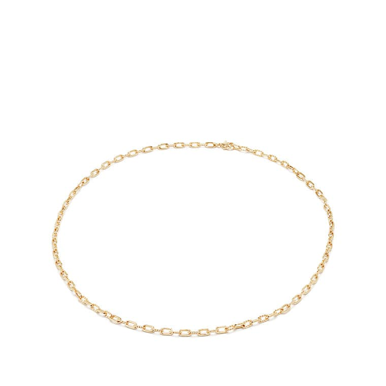 by necklace femme begum thin chain la