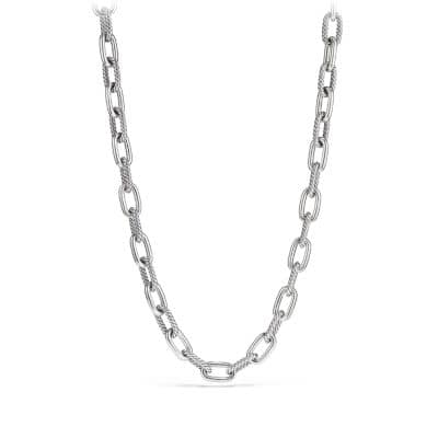 DY Madison Chain Medium Necklace, 11mm